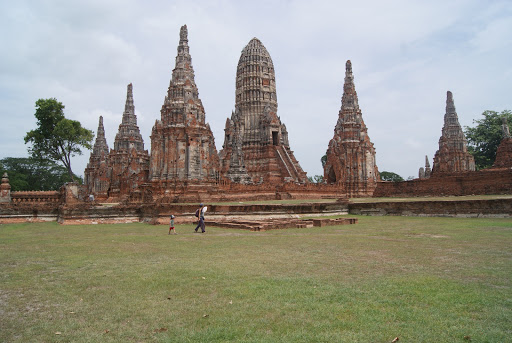 Los mejores templos de Ayutthaya