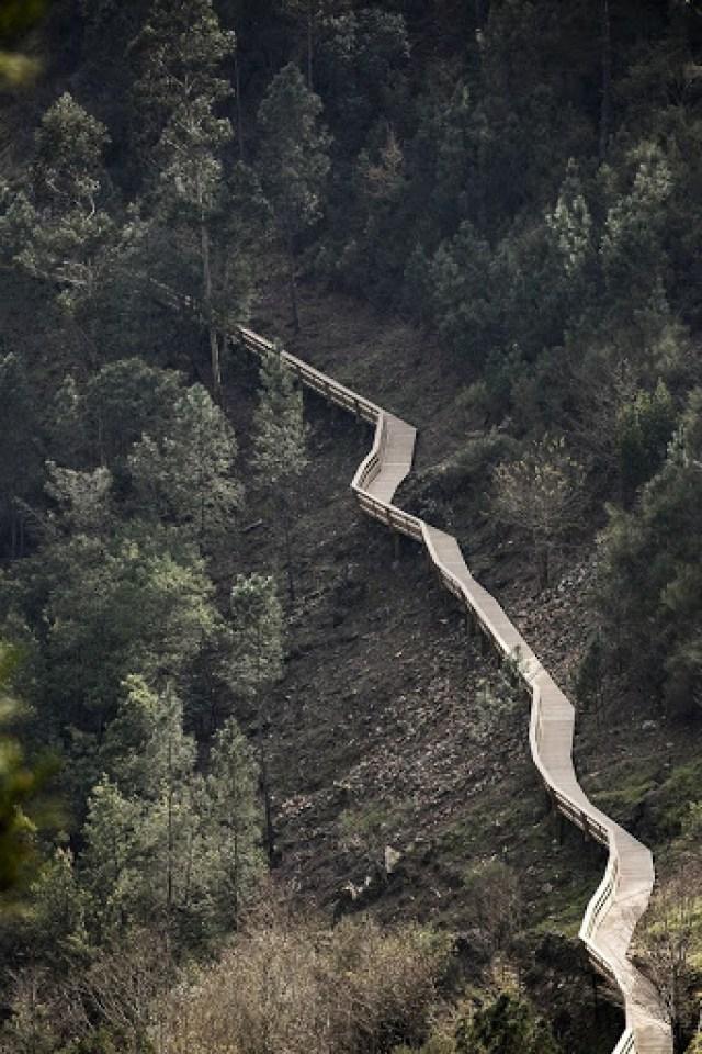 Lối dẫn lên trên đồi Paiva, Bồ Đào Nha