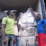 Container Arrival & Offloading in Buea - 100_9073.JPG
