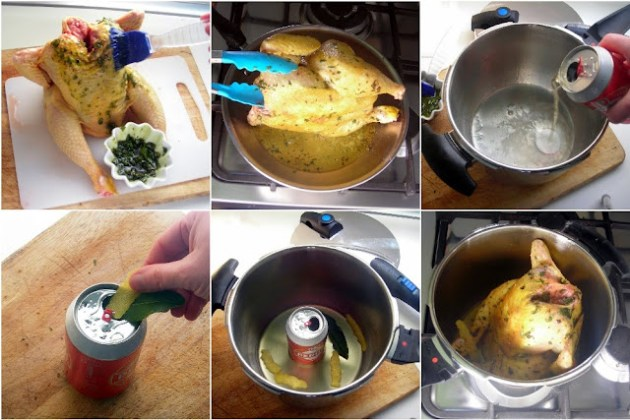 chicken recipe in fissler pressure cooker