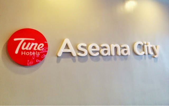 Tune Hotel Aseana : An Affordable Place to Stay Near NAIA - Escape