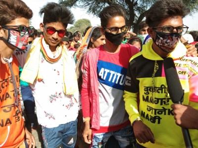 करडावद में सप्तमी के पावन अवसर पर भव्य मेले के का आयोजन - jhabua alert