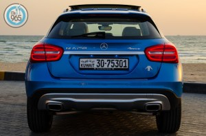 Mercedes Ben GLA 250