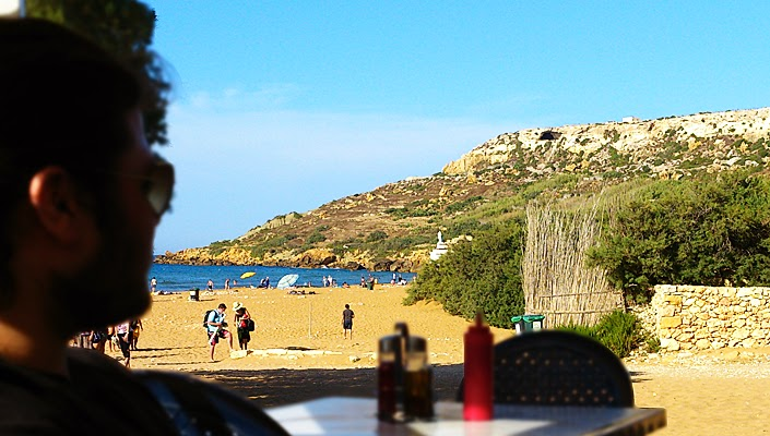 beach, pretty week, pictures, Malta, daily moments