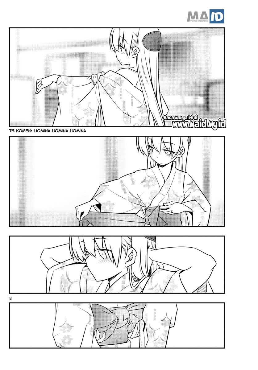 Tonikaku Kawaii: Chapter 80 - Page 10