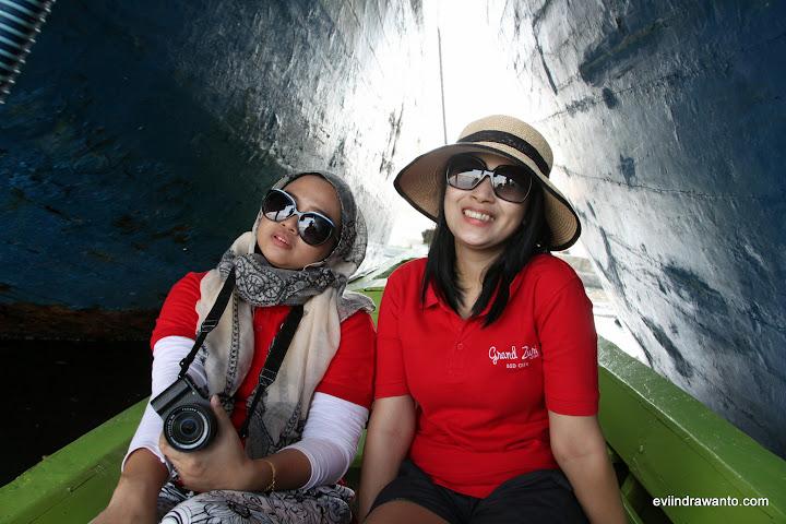 Shintaries dari Jakarta Corners dan Dhini Harsono dari Hotel Grand Zuri BSD