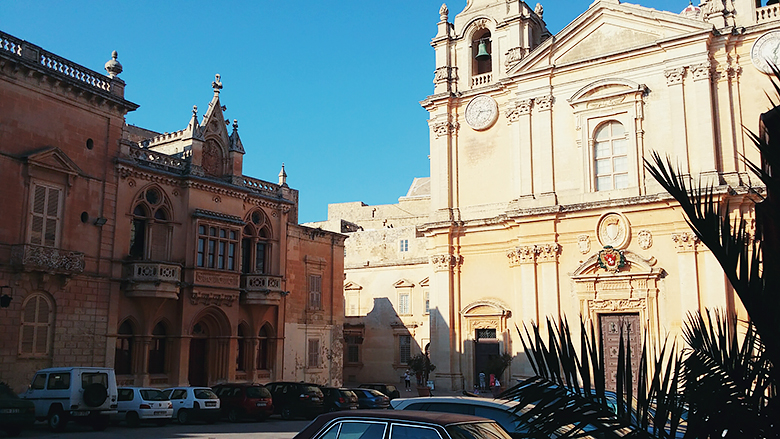 Mdina the silent city, photograph of the maltese islands, what to see in Malta, Game of Thrones filming location, city to visit in the mediterranean