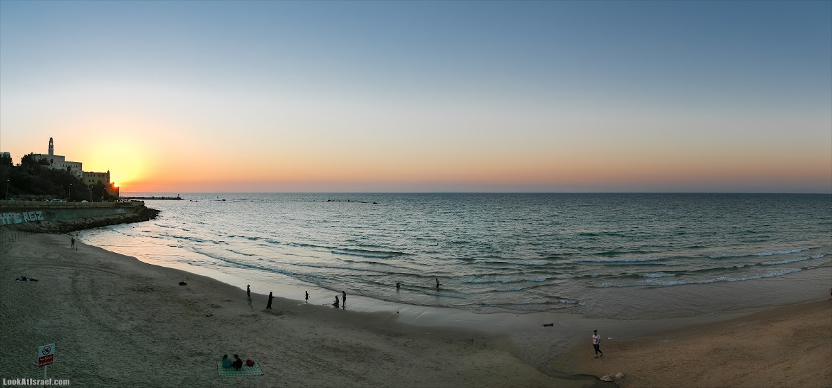 Панорамы Тель-Авива | Panoramic Tel-Aviv | LookAtIsrael.com - Фото путешествия по Израилю