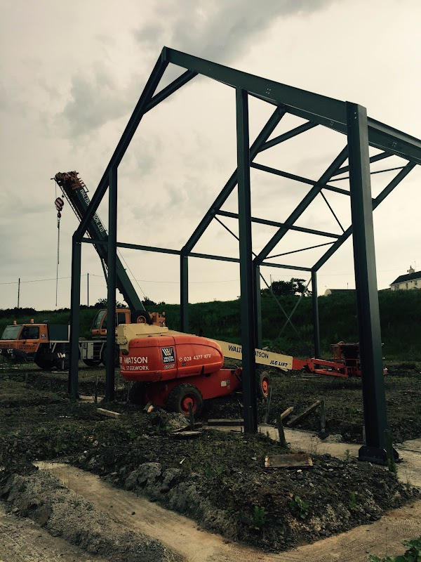 Steelwork Construction - 9