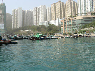 0210Cruise on Victoria Harbour