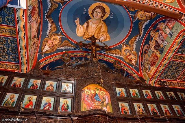 bitola macedonia 0180 - Church of Virgin Mary in Bitola - Photo Gallery