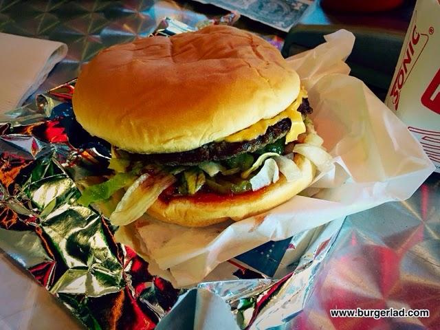 Sonic Drive-In Sonic Cheeseburger