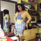 ankara styles/african prints trends 2017