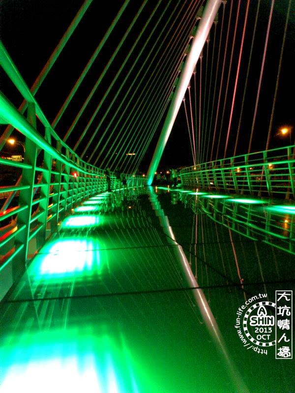 大坑情人橋