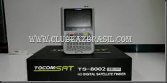 SAT FINDER TS-8002 HD TOCOMSAT