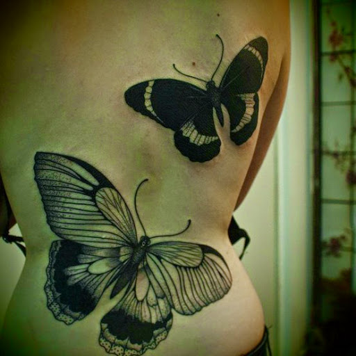 Cool Girl Tattoos