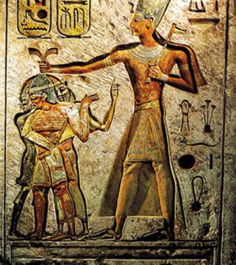 Рамзес II правление