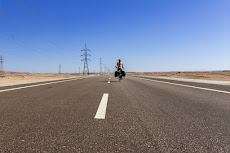 Beautiful roads to Safaga