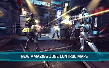 SHADOWGUN DeadZone screenshot 4