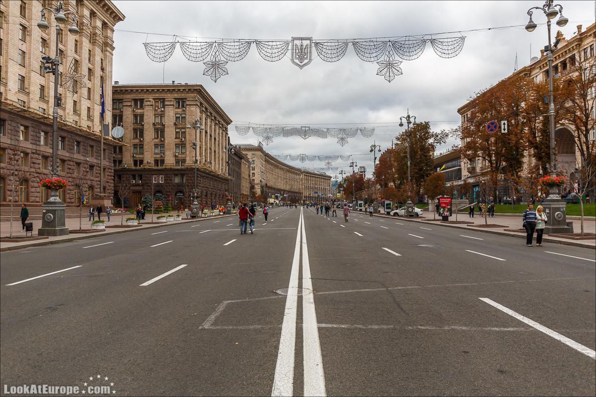 Киевские прогулки | Блог LookAtIsrael.com путешествуют по Украине