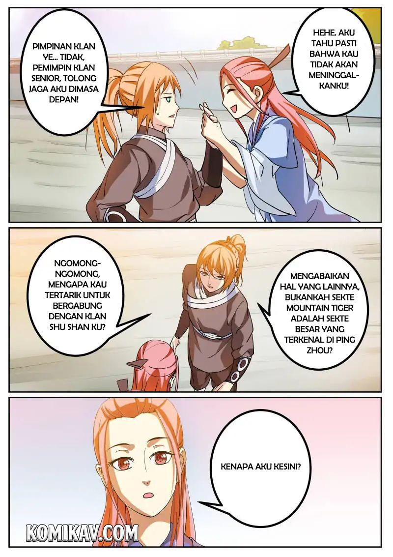 The Top Clan Leader In History: Chapter 35 - Page 7