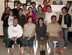 April 21: Grace Ann Pico's Residence (Bakakeng, Baguio City)