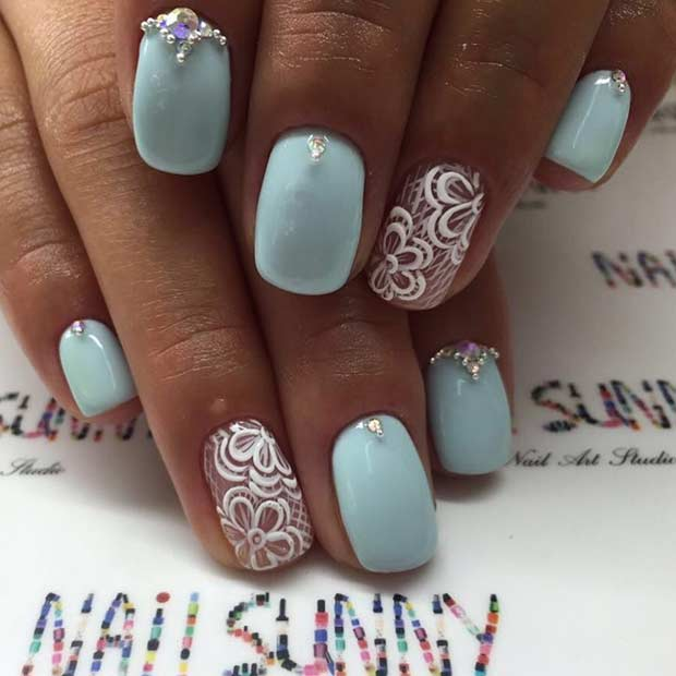 Nail Art Ideas for Prom