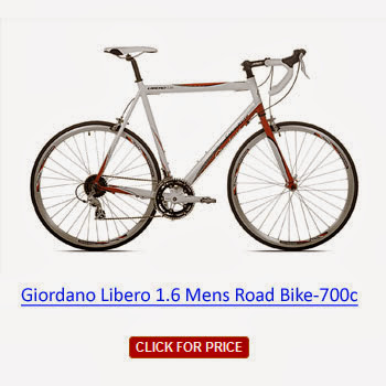 Giordano Libero 1.6 Men's Road Bike reviews