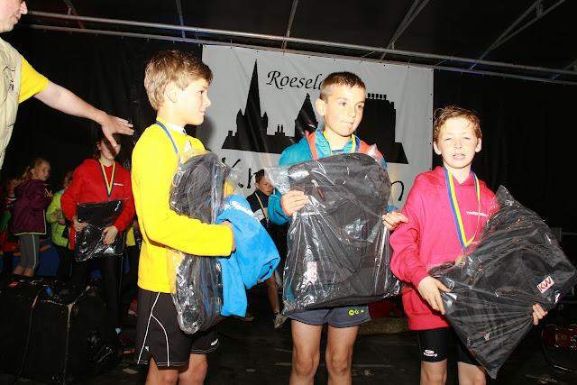 podium jongens 750 meter kidsrun