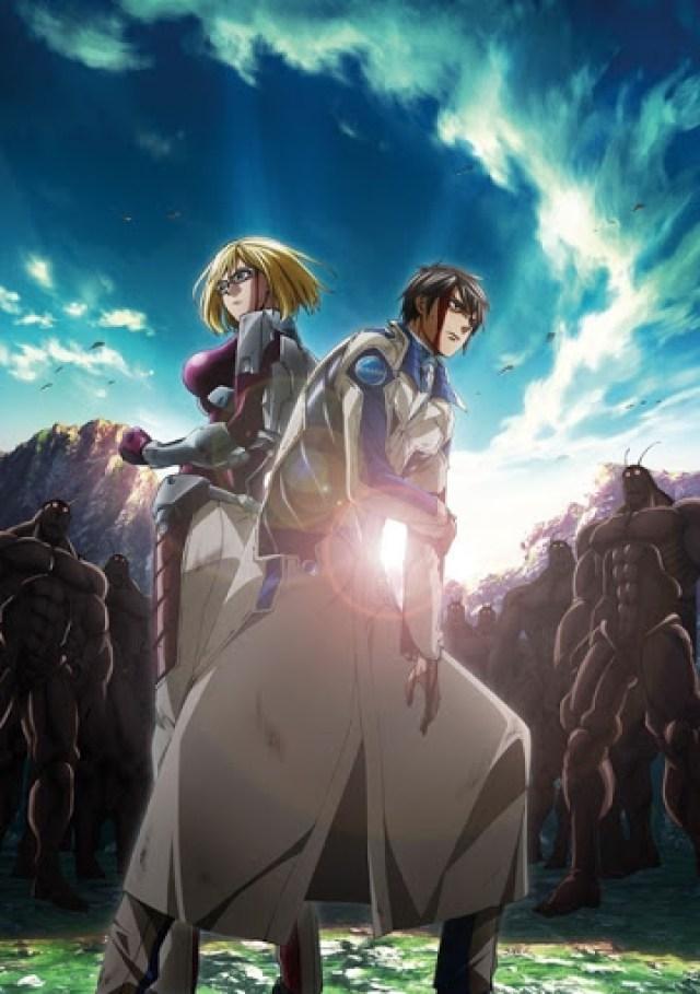 Terraformars Revenge - anime
