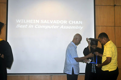 Wilhein Chan, Best in Computer Assembly