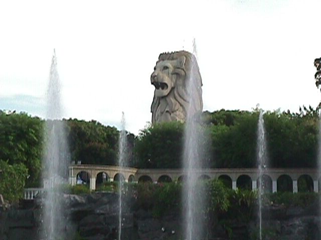 3530Sentosa's Musical Fountains