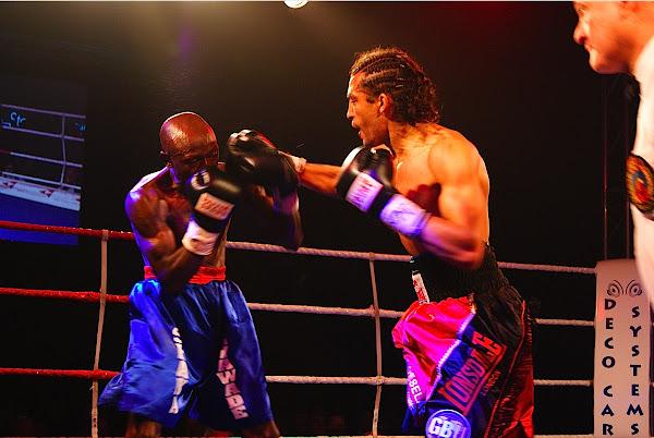 Slimani vs Nyawade