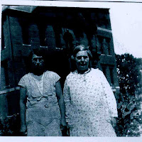 Carrie Cornell and patient Glenwood Iowa