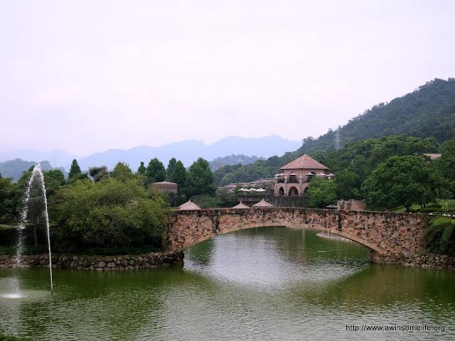 Taichung Attraction Review Xinshe Castle Mushroom Farm A
