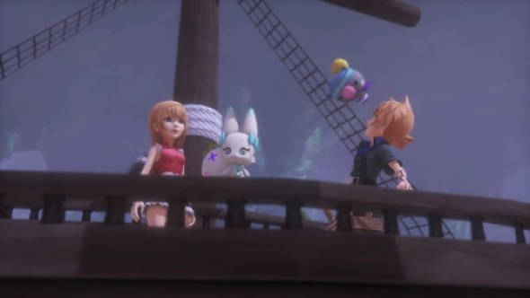World fo final fantasy