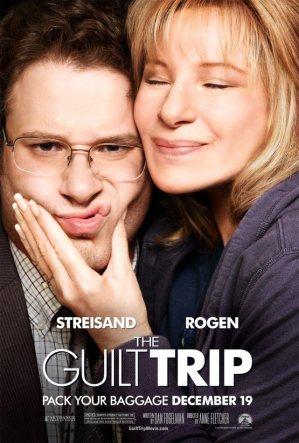 Un desmadre de viaje - The Guilt Trip (2012) | La opinión de Oseomorfo