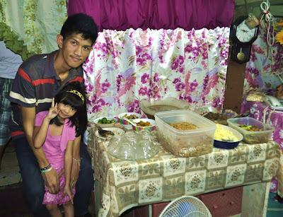 Dennis Aidri Cellona's sister (Sampaloc, Manila) - January 27