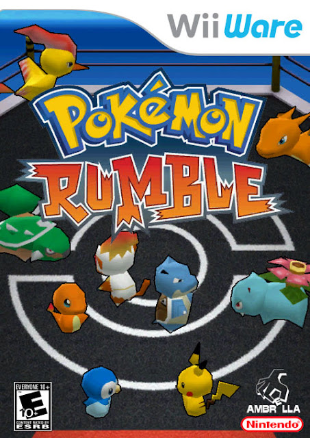 Pokemon Rumble Wii ISO