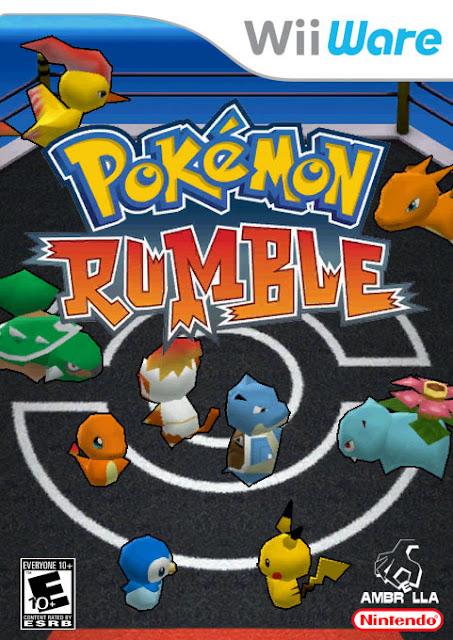 Pokemon Rumble Wii ISO