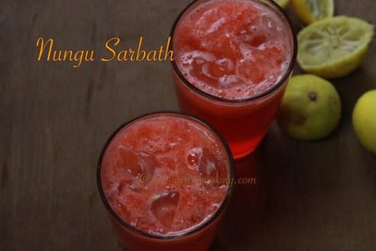 Nungu Sarbath5