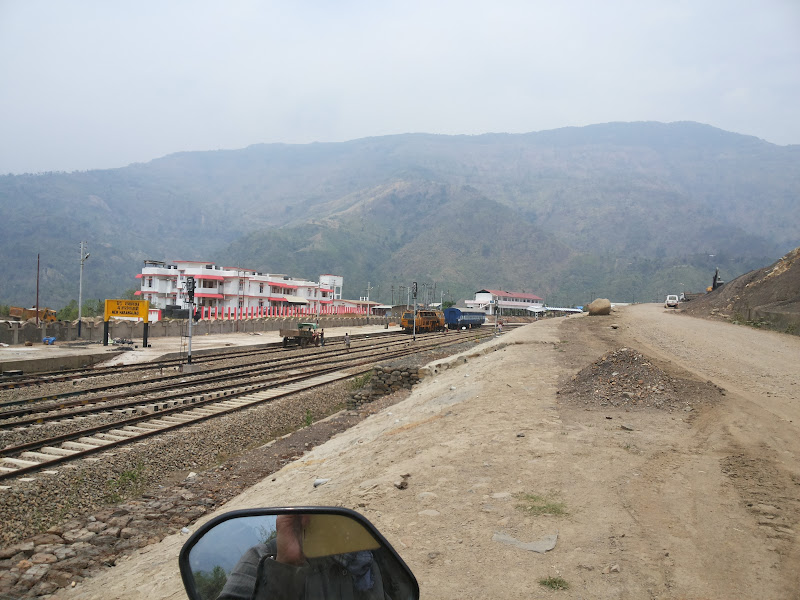 The New Harangajao Station - Harangajao