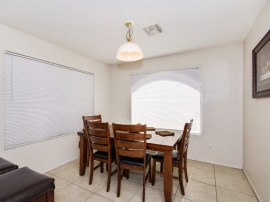 homes for sale in Avondale AZ showcases this dining area