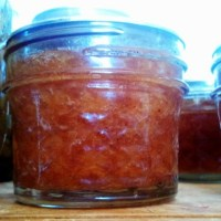 Harvest-Peach Pie Jam