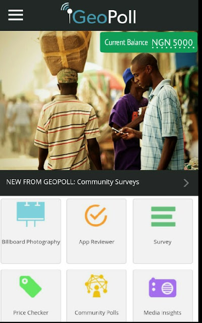 How You Can Earn Unlimited Airtime With Geopoll App 1