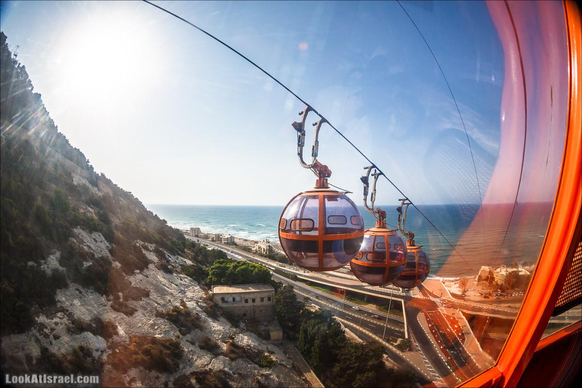 Виды Хайфы с высоты   Haifa landscapes   LookAtIsrael.com - Фото путешествия по Израилю