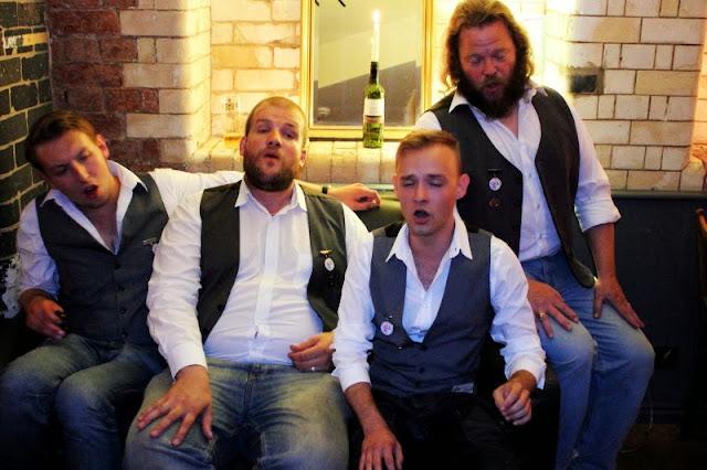 The Simpletones at Singers of Distinction