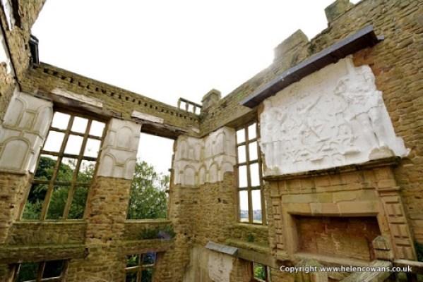 Old Hardwick Hall 2