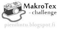 Pieni Lintu - MakroTex challenge