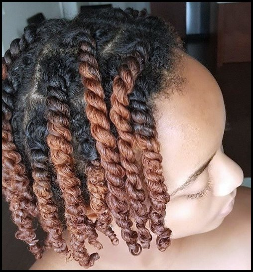 +15 Amazing Twisted Braid Hairstyle Ideas 2018 For Women's 3